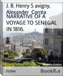 NARRATIVE OF A VOYAGE TO SENEGAL IN 1816.