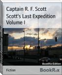 Scott's Last Expedition Volume I