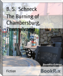 The Burning of Chambersburg, Pennsylvania