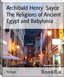 The Religions of Ancient Egypt and Babylonia