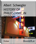 HISTORY OF PHILOSOPHY  IN EPITOME,