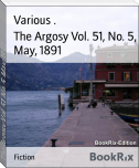 The Argosy Vol. 51, No. 5, May, 1891