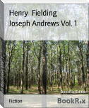 Joseph Andrews Vol. 1