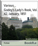 Godey's Lady's Book, Vol. 42, January, 1851