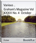 Graham's Magazine Vol XXXIII No. 4  October 1848