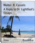 A Reply to Dr. Lightfoot's Essays