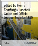 Spalding's Baseball Guide and Official League Book for 1889