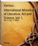 International Miscellany of Literature, Art and Science, Vol. 1,