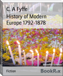 History of Modern Europe 1792-1878