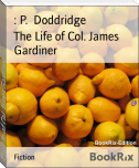 The Life of Col. James Gardiner