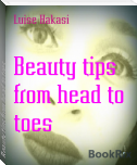 Beauty tips from head to toes