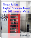 English Grammar Tenses and 363 Irregular Verbs