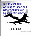 Taylor McKenzie: Warning to Japan and Other Countries on Equipment Purchase Scam