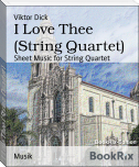 I Love Thee (String Quartet)