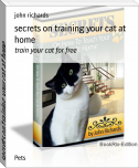 secrets on training your cat at home