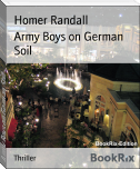 Army Boys on German Soil