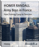 Army Boys in France