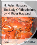 The Lady Of Blossholme, by H. Rider Haggard