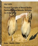 Practical Principles of Natural Reality - Practica Principia Naturalis Veritatem