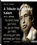 A Tribute to Dr. Abdul Kalam