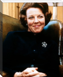 Orange succession: Queen Beatrix