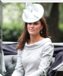 Catherine Elizabeth Duchess of Cambridge Future Queen Of London England