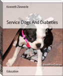 Service Dogs And Diabetes