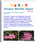 Koraput Monthly Digest/JUNE-2015