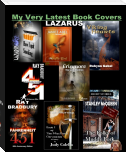 My Newest Book Covers