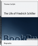 The Life of Friedrich Schiller
