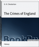 The Crimes of England