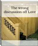 The wrong discussion off Love