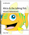 Alicia & the talking fish.