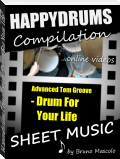 "Happydrums Compilation ""Drum For Your Life"""