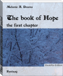 The book of Hope - die ersten Kapitel