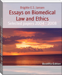Essays on Biomedical Law and Ethics