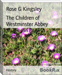 The Children of Westminster Abbey Studies in English History