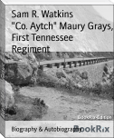 """Co. Aytch"" Maury Grays, First Tennessee Regiment"