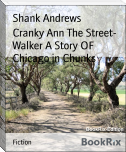 Cranky Ann The Street- Walker A Story OF Chicago in Chunks