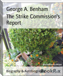 The Strike Commission's Report