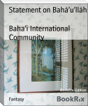Statement on Bahá'u'lláh