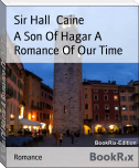 A Son Of Hagar A Romance Of Our Time