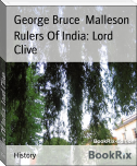 Rulers Of India: Lord Clive