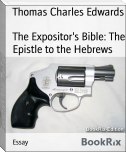 The Expositor's Bible: The Epistle to the Hebrews