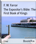 The Expositor's Bible: The First Book of Kings