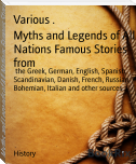 Myths and Legends of All Nations Famous Stories from