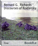 Discourses of Keidansky