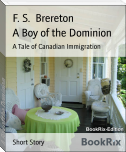 A Boy of the Dominion