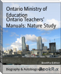 Ontario Teachers' Manuals: Nature Study