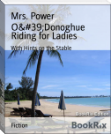 Riding for Ladies